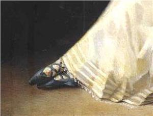Женские туфельки, 1818